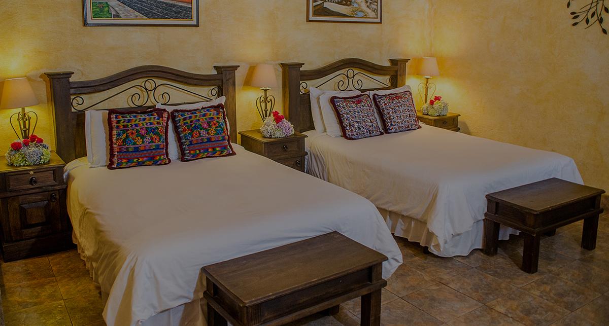 Hotel Casa del Parque Antigua Guatemala